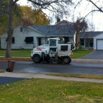 City Street Sweeper